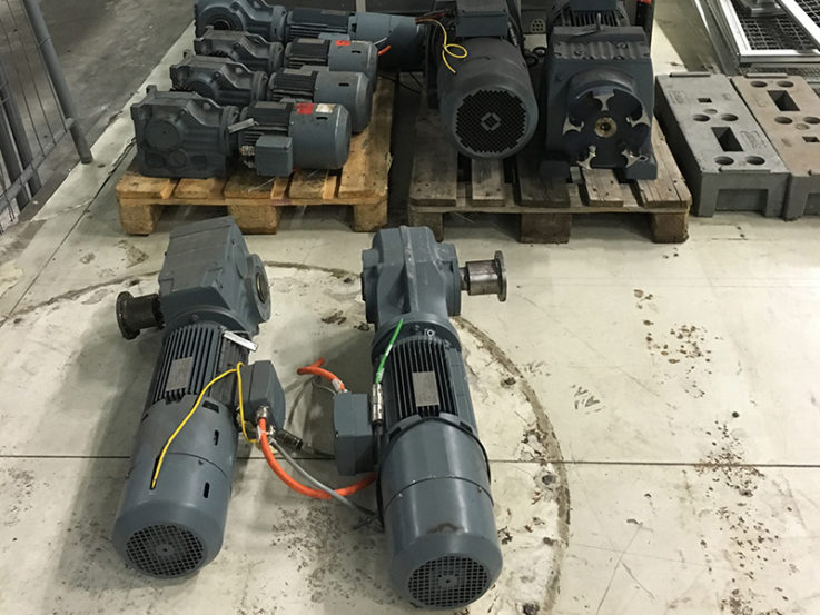 E-Motoren / Getriebemotoren